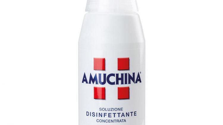 Amuchina, per eliminare germi e batteri da cibi e superfici