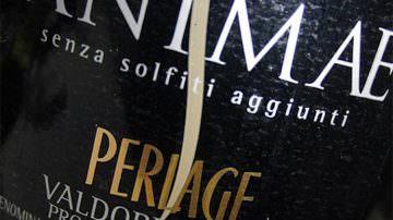 PERLAGE  ANIMÆ – Prosecco spumante senza solfiti