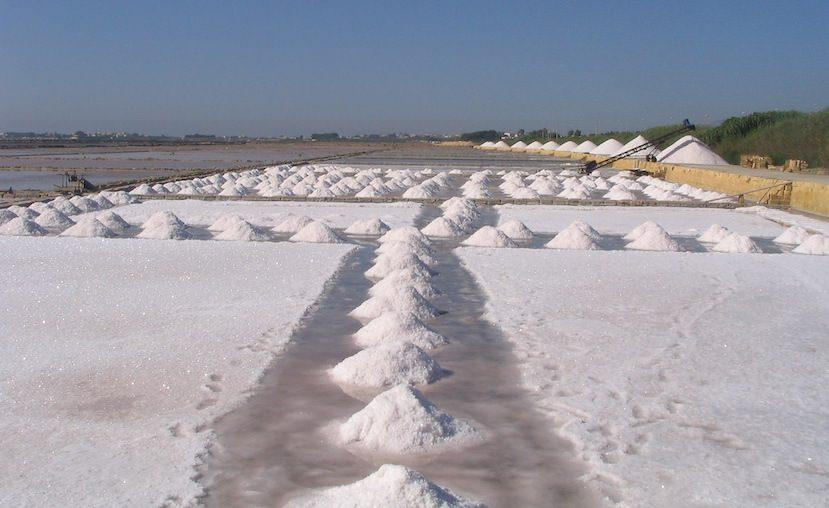 Sale e saline italiane in pericolo: dovremo importare anche il sale?