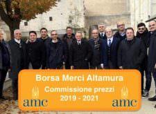 Borsa merci di Altamura, eletta nuova commissione prezzi  2019-2021