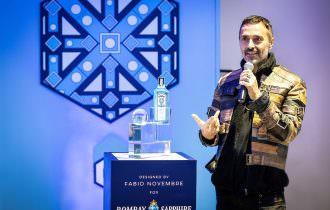 Bombay Sapphire e Stir Creativity con Fabio Novembre