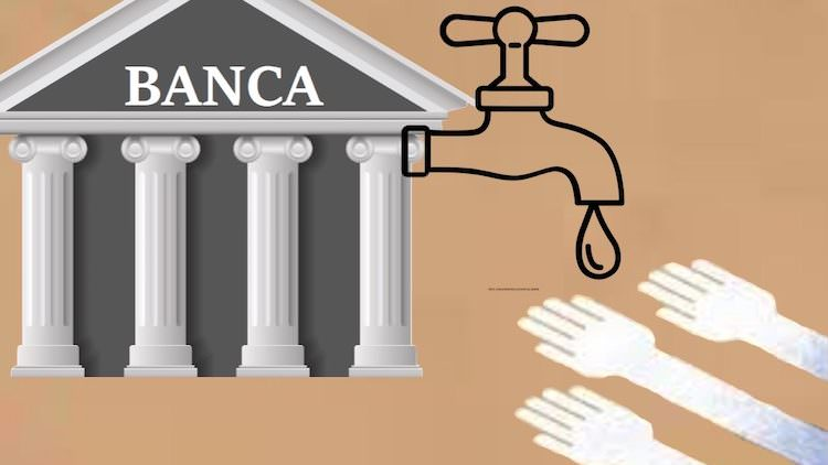 Aziende che si finanziano da sole, non ci sono più le banche di una volta