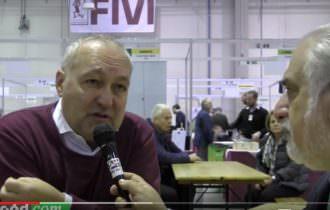 FIVI Piacenza 2018  – Vignaioli Indipendenti – Intervista a Giampietro Comolli (Video)