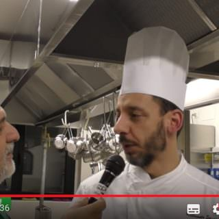 Marco Mazzocco chef – Trame d'inverno al Ristorante Sasseo (video)