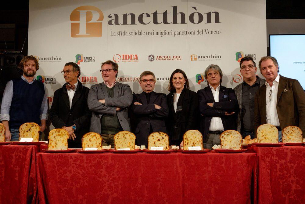 Panetthòn 2018, vince il panettone di Saporè. E' il migliore del Veneto