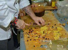 Panettone artigianale Ascolese, sotto le stelle, a San Valentino Torio (SA)