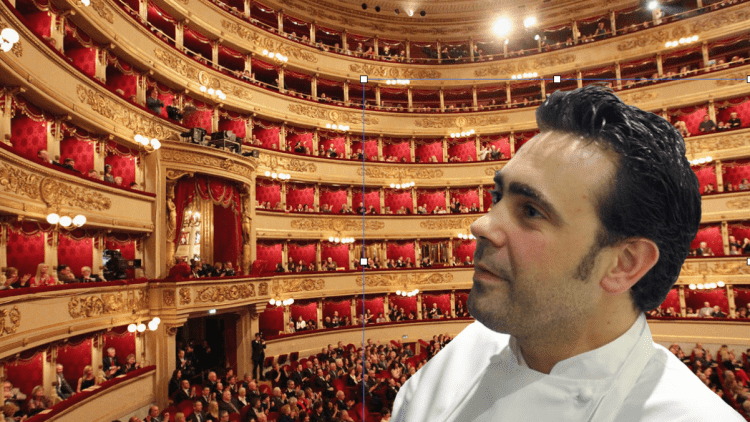 Ambrogino d'Oro cena di Gala di Daniel Canzian