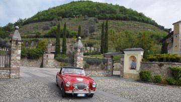 Villa Franciacorta, spiedo bresciano e grande vino