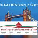 Bellavita expo Londra 2019, vetrina di eccellenze italiane verso il mondo