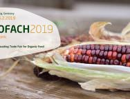 Invito a Norimberga  Biofach e Vivaness 2019