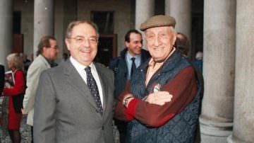 Luigi Caccia Dominioni nel libro di Cino Zucchi e Orsina Simona Pierini