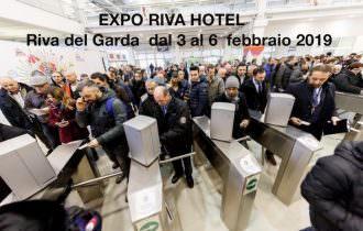 EXPO RIVA HOTEL:  la fiera dell'ospitalità compie 43 anni