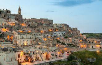 I sassi  di Matera Capitale 2019 della Cultura Europea