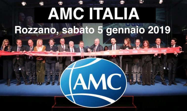 AMC pentole, nuova sede e coperchi Top dal 1963