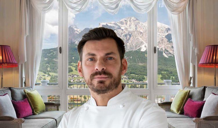 In punta di forchetta al Cristallo, Luxury Collection Resort & Spa, Cortina d'Ampezzo