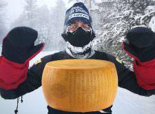 Monster Frozen: Paolo Venturini in Siberia con l'energia del Parmigiano Reggiano