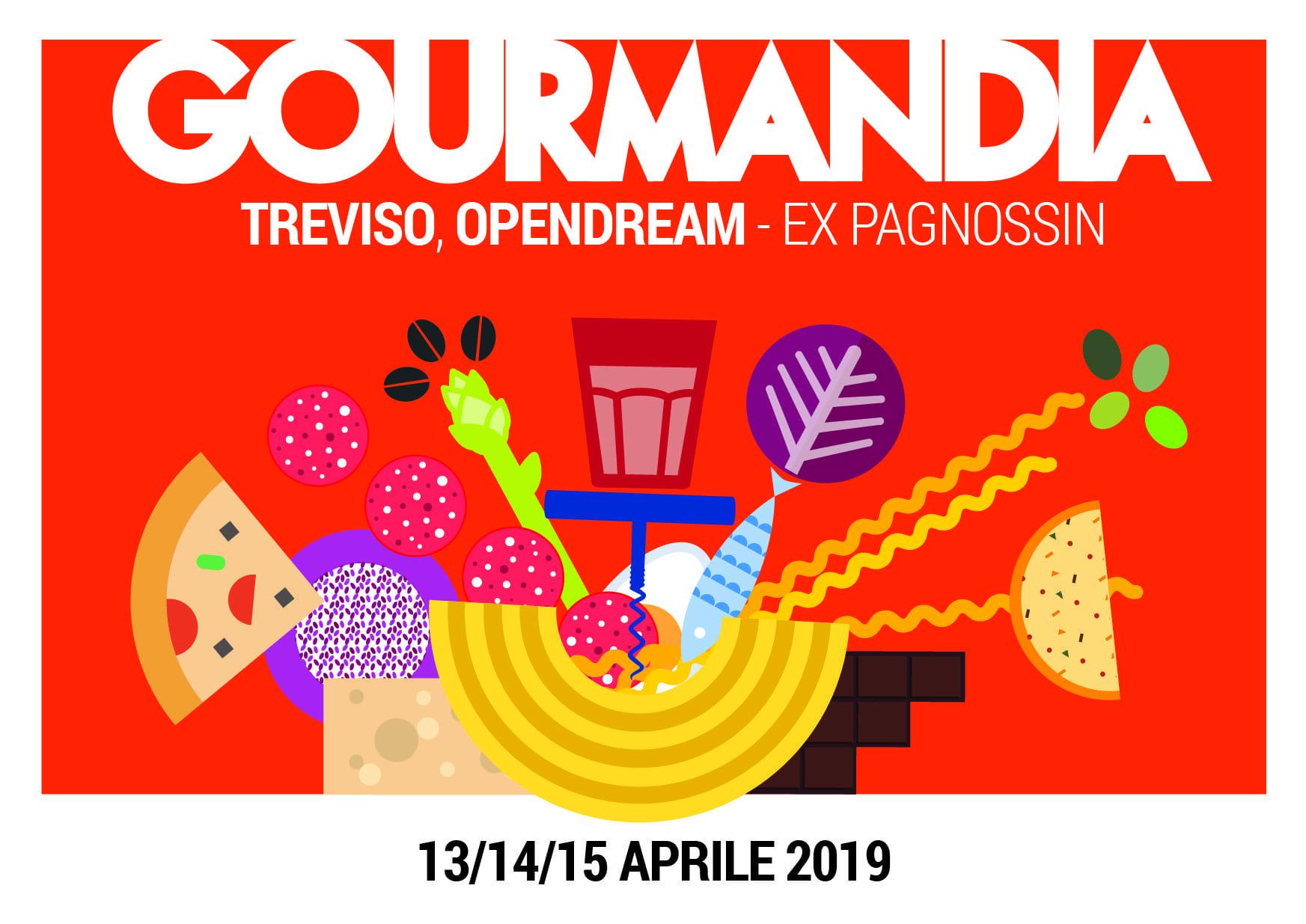 LE NOVITÀ DELL'EDIZIONE 2019 DI GOURMANDIA