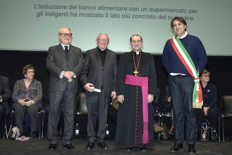 Premio Panettone d'Oro alla Virtù Civica – 20^ edizione 2019,  Teatro dell'Arte, Triennale di Milano