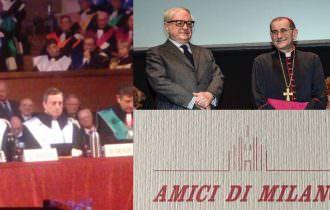 Mario Draghi –  Laurea Honoris Causa in Giurisprudenza, Università di Bologna