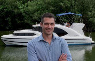 Turismo fluviale, il business smart-ecologico di Carlo Moretti Houseboat