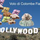 Tutto liscio… Colombe Fiasconaro a Hollywood con Maria Grazia Cucinotta