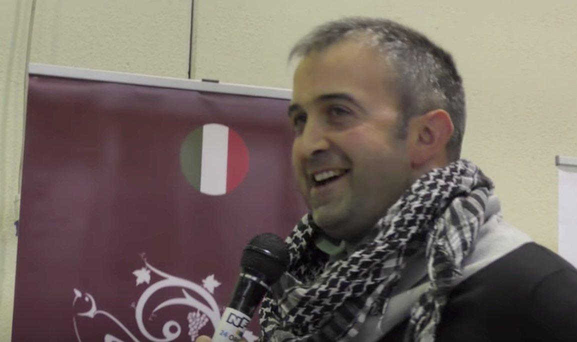 Cantine Elisium, Vini di Calabria, a FIVI 2018 – Marco Caputo, Video