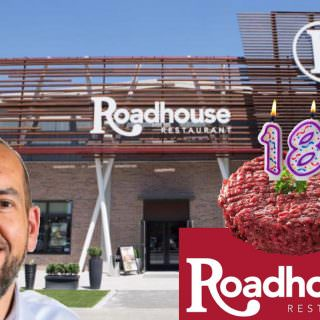 Primi 18 anni Roadhouse Restaurant… 135 candeline