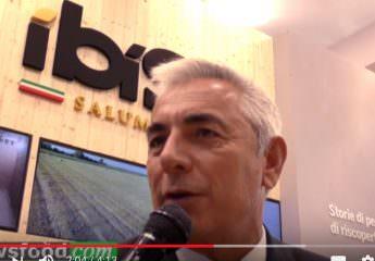 Novità IBIS salumi  a MARCA 2019 – Roberto Gheritti, Direttore Commerciale