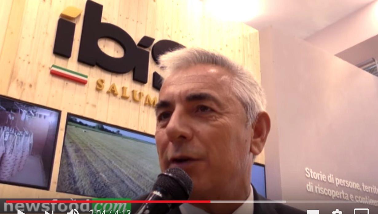Novità IBIS salumi  a MARCA 2019 – Roberto Gheritti, Direttore Commerciale (Video)