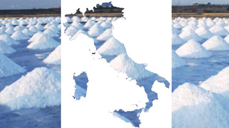 ITALIA E SALE, BINOMIO INSCINDIBILE DA 4000 ANNI
