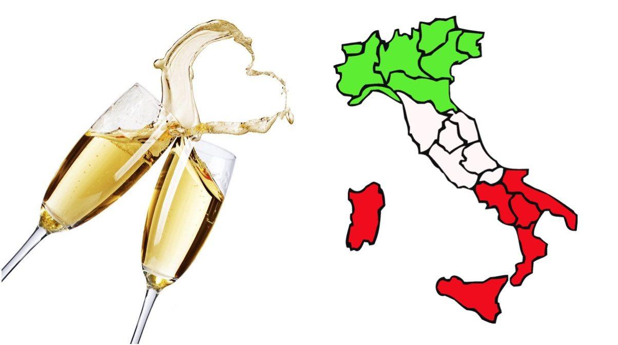 SPUMANTI D'ITALIA 2018: OTTIMI CONSUMI MERCATO NAZIONALE
