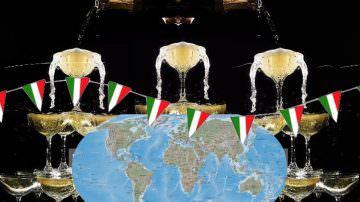 SPUMANTI D'ITALIA CONSUMI ESTERI SEMPRE IN CRESCITA.