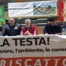 Cartelle pazze dei consorzi di bonifica, proteste in Alta Murgia