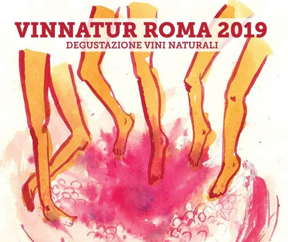 VINO E CIBO DI QUALITÀ A VINNATUR ROMA 2019