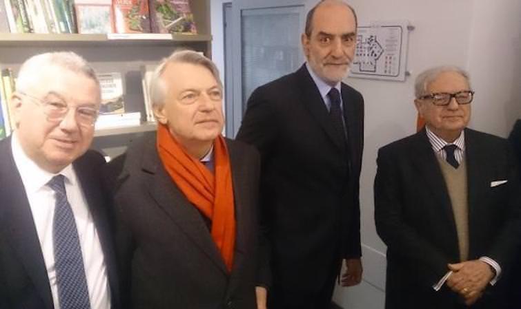 IL CASO KAUFMANN di Giovanni Grasso presentazione di  Liliana Segre e Ferruccio De Bortoli