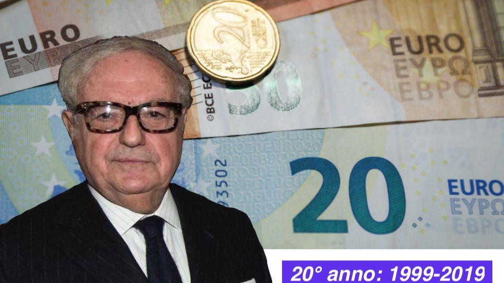 L'EURO HA 20 ANNI MA RESISTONO LE DISUGUAGLIANZE