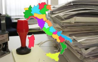 Regionalismo o Macroregioni  per ridurre la burocrazia