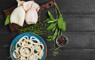 Calamari: alimento che aiuta a combattere le malattie del metabolismo