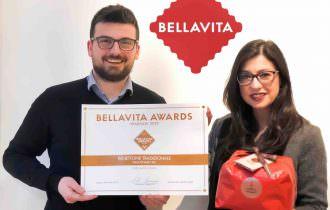 Panettone Tradizionale Fiasconaro 3 Stelle Bellavita Award a Londra
