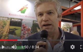 Carnaroli Riserva San Massimo a Identità Golose 2019 – Dino Massignani (Video)