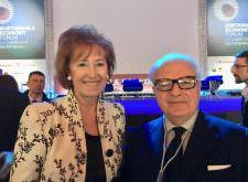 Letizia Moratti: senza l'UE inermi di fronte ai mercati mondiali