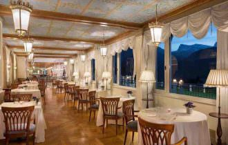 Cristallo, a Luxury Collection Resort & Spa, Franco Pepe e le Dolomiti