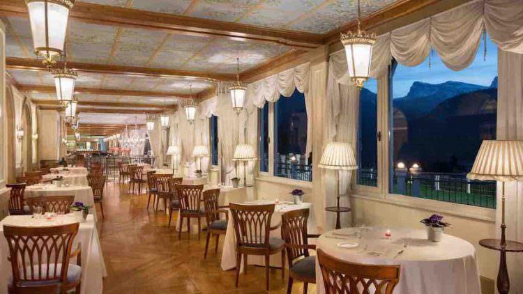 Cristallo, a Luxury Collection Resort & Spa, Franco Pepe e le Dolomiti