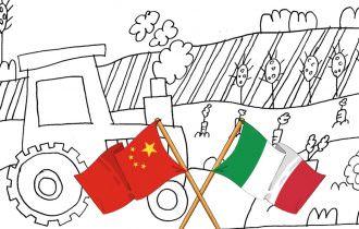 Accordo Italia e Cina: agricoltura import/export al banco di prova