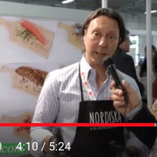 Nordiska Food di Alexander Bolognini – Eccellenze svedesi a Cibus Connect 2019 (Video)