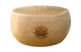 grana duro Bianco d'Italia, formaggio da gustare fresco, a tavola, per tutti
