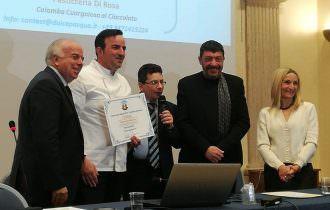 IL MAESTRO PASTICCERE NICOLA FIASCONARO GARANTE FRA I GIURATI DEL CONTEST DOLCE PASQUA