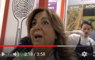 Giuliana Germiniasi Ristorante Capriccio, e il Carnaroli di Riseria san Massimo
