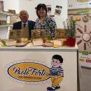 Biscotti BIO Paolo Forti  al Biofach 2019 – Paolo ed Elena Forti (Video)