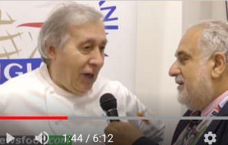Luigi Dragoni, gelataio per Amore da 50 anni